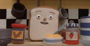 Bread Boy drumming