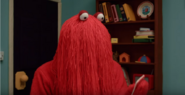 Red Guy and Card