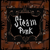 Logo Steam & Punk