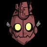 Elegant Rookiebot Headplate