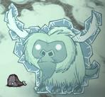 Frozen Beefalo