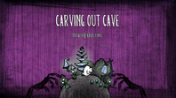 Ekran ładowania jaskiń