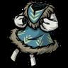 Distinguished Snowchild Frock