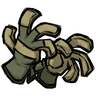 Spiffy Muddy Gardening Gloves
