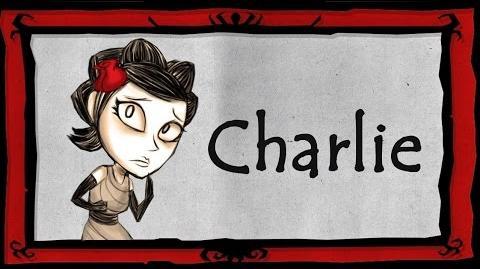 Don't Starve Mod - Charlie