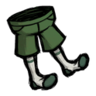 Shorts (Forest Guardian Green)