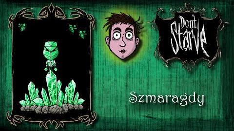 Don't Starve - Mod Szmaragdy