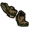 Classy Orchardist's Moccasins