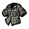 Lumberjack Shirt (Cumulus Gray)