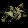 Distinguished Grass Gekko Costume Top