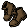 Ankle Boots (Werebeaver Brown)