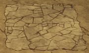 Ziemia pokryta jaskiniową darnią kamienną.png