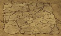 Ziemia pokryta jaskiniową darnią kamienną