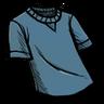 T-Shirt (Cobaltous Oxide Blue)