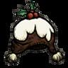 Plum Pudding Cap