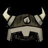 Elegant Barbed Helmet