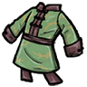 Event Silk Brocade Coat