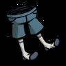 Shorts (Cobaltous Oxide Blue)
