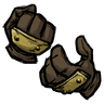 Spiffy Smelter's Gloves