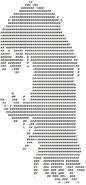 CRAWLING HORROR ASCII