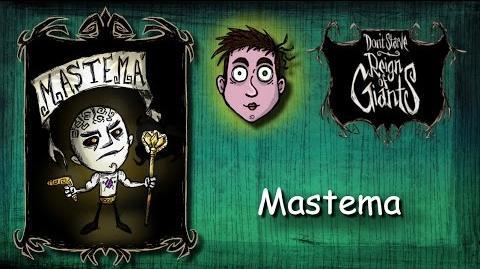 Don't Starve Mod - Mastema