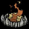 Distinguished Fanged Firepit
