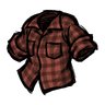 Higgsbury Red Lumberjack Shirt