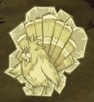 Zamrożony gobbler
