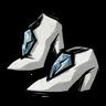 Classy Ice Floe Heels