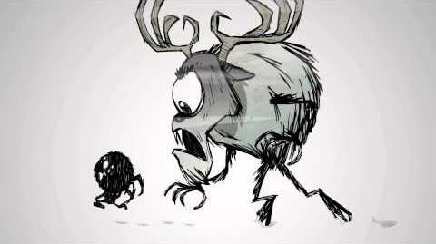 Don't Starve Panowanie Gigantów DLC - Zimowy Zwiastun