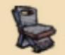 Replika zabytkowego krzesła