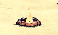 Obsydianowe ognisko w grze (DSS)