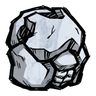 Elegant Marble Plate Armor