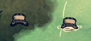 Czapka z kociszopa w grze (RoG)