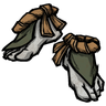 Classy Dryad's Sandals