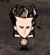 Wilson w koszmarnym amulecie