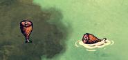 Pojedyncza mięsna maczuga