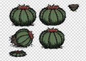 Kaktus w plikach gry