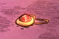 Świecący amulet