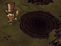 Woodie i Obóz
