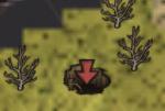 Zapadlisko na mapie jaskini