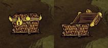 Łuskowa skrzynia w grze