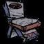 Replika zabytkowego krzesła (DST)