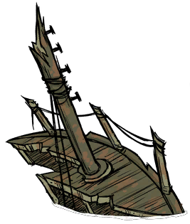 wreck dont starve wiki