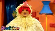 The Doodlebops 208 - A Different Look HD Full Episode