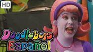 Los Doodlebops 104 - El Poder De La Coliflor (En Español)