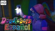 Los Doodlebops 111 - Ay! Que miedo! (En Español)