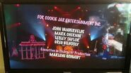 The Doodlebops Season 3 credits (For Colleen Ford)