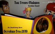 Doodlebug Dave Story Makers Promo 1