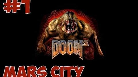 Doom 3 - Part 1 - Mars City